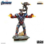Iron Patriot & Rocket BDS Art Scale 1/10 - Avengers: Endgame