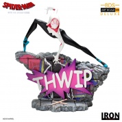 Spider-Verse Gwen 1/10 art scale