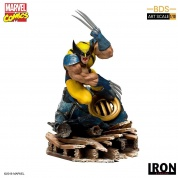 Wolverine BDS Art Scale 1/10 - Marvel Comics