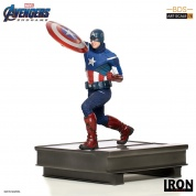 2012 Captain America BDS Art Scale 1/10 - Avengers: Endgame