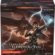 D&D - Temple of Elemental Evil Board Game - EN