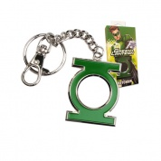 DC Comics - Green Lantern Shaped Colour Keychain