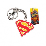 DC Comics - Superman 5cm Colour Logo Keychain