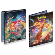 UP - 4-Pocket Portfolio - Pokemon - Sword and Shield 3 Darkness Ablaze