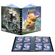 UP - 4-Pocket Portfolio - Pokemon Sword and Shield 4 Vivid Voltage