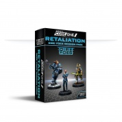 Infinity CodeOne: Dire Foes Mission Pack Alpha: Retaliation Convention - EN