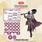 D&D - Bard Token Set