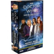 Doctor Who: Time of the Daleks - Mickey, Rose, Martha, & Donna Friends Expansion - EN