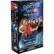 Doctor Who: Time of the Daleks - River, Amy, Clara, & Rory Friends Expansion - EN