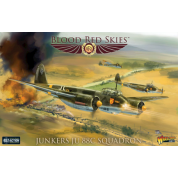 Blood Red Skies - Junkers Ju 88C squadron - EN
