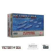 Victory at Sea - IJN Submarines & MTB sections - EN