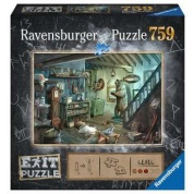Ravensburger EXIT Puzzle - Im Gruselkeller - 759pc - DE/NL/SP/FR/IT/EN