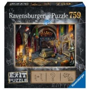 Ravensburger EXIT Puzzle - Im Vampirschloss - 759pc - DE/NL/SP/FR/IT/EN
