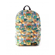 Pokémon - Characters All Over Printed Backpack