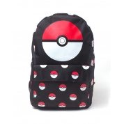 Pokémon - Pokéball AOP Backpack
