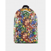 Nintendo - Super Mario Characters AOP Backpack