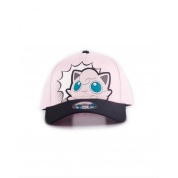 Pokémon - Jigglypuff PopArt Adjustable Cap