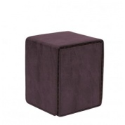 UP - Alcove Flip Box Suede Collection - Amethyst
