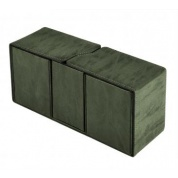 UP - Alcove Vault Suede Collection - Emerald