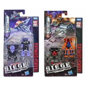 Transformers Generations War for Cybertron: Siege Micromaster WFC-S33 Autobot Assortment (8)