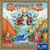 Rajas of the Ganges - The Dice Charmers - EN/DE/FR