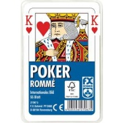 Poker, Internationales Bild - DE
