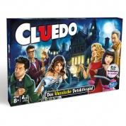 CLUE CLUEDO THE CLASSIC MYSTERY GAME - DE