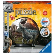 Ravensburger 3D Puzzle-Ball - Jurassic World 2 - 72pc - DE/EN