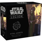 FFG - Star Wars Legion: Vital Assets Battlefield Expansion - EN