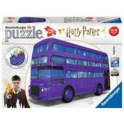 Ravensburger 3D Puzzle - Harry Potter Knight Bus - 216pc - DE/EN