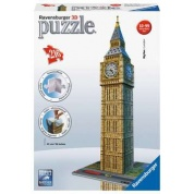 Ravensburger 3D Puzzle - Big Ben - 216pc - DE/EN