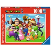 Ravensburger Puzzle - Super Mario 1000pc