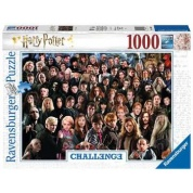 Ravensburger Puzzle - Harry Potter Challenge - 1000pc - DE/EN
