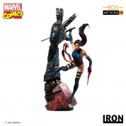 Marvel Comics - Psylocke BDS Art Scale 1/10
