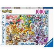 Ravensburger Puzzle - Pokemon Challenge - 1000pc - DE/EN