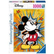 Ravensburger Puzzle - Retro Mickey - 1000pc - DE/EN
