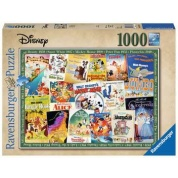 Ravensburger Puzzle - Disney Vintage Movie Poster - 1000pc - DE/EN