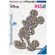 Ravensburger Puzzle - Shaped Mickey - 945pc - DE/EN