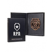 Official Resident Evil RPD Pin Badge