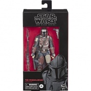 Star Wars The Black Series The Mandalorian Toy 6-inch Scale Collectible Action Figure