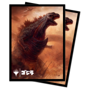 UP - Deck Protector Sleeves - Magic: The Gathering Godzilla, Doom Inevitable (100 Sleeves)