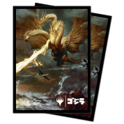UP - Deck Protector Sleeves - Magic: The Gathering Ghidorah, King of the Cosmos (100 Sleeves)