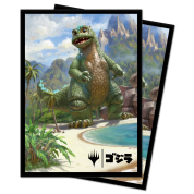UP - Deck Protector Sleeves - Magic: The Gathering Babygodzilla, Ruin Reborn (100 Sleeves)