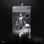 Star Wars The Black Series Carbonized Collection Stormtrooper Toy Figure 15cm