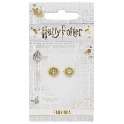 Harry Potter - Fixed Time Turner Stud Earrings