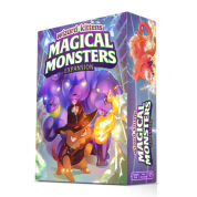 Wizard Kittens: Magical Monsters - EN