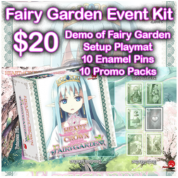 Heart of Crown Fairy Garden Event Kit - EN