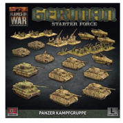 Flames Of War - German LW Panzer Kampgruppe Army Deal - EN