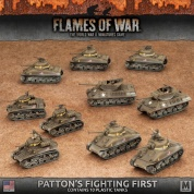 Flames Of War - Patton's Fighting First - EN