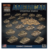 Flames Of War - US LW Combat Command Army Deal - EN